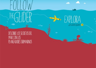 Follow the Glider