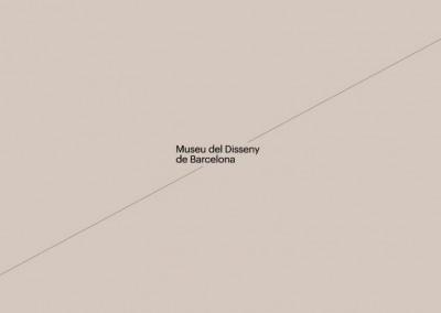 Clip brand Museu del Disseny de Barcelona