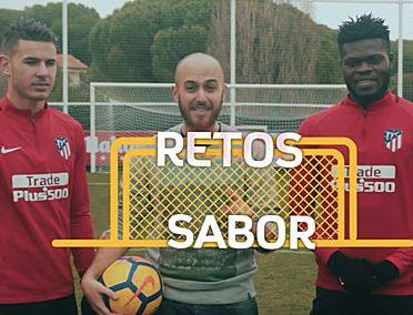 Mahou – Atlético de Madrid / Retos con sabor